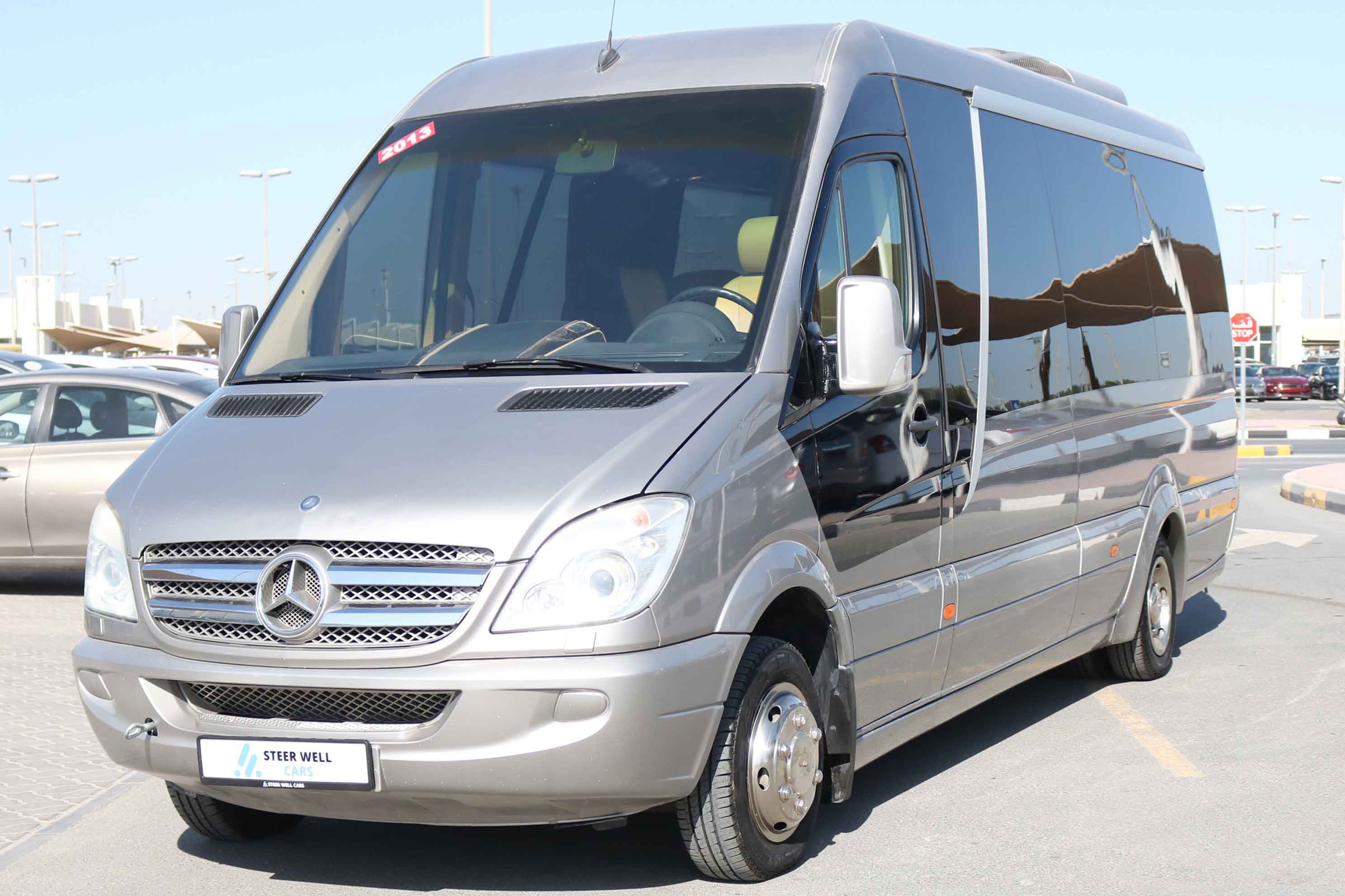 MERCEDES SPRINTER 21 SEATER