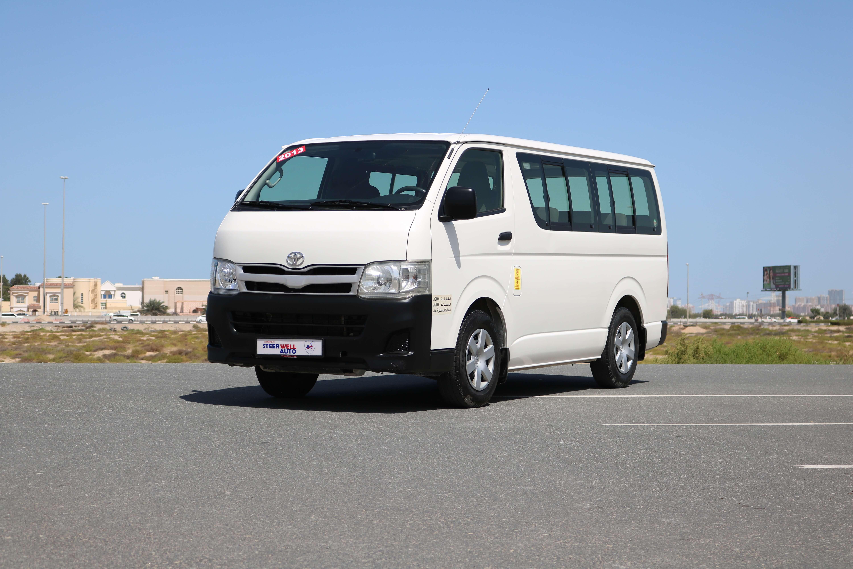 Toyota Haiace- 2014