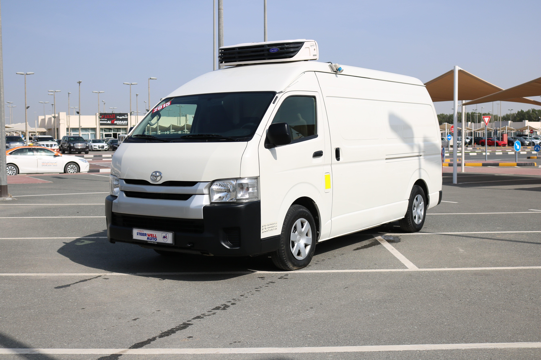 Toyota Haiace- Freezer