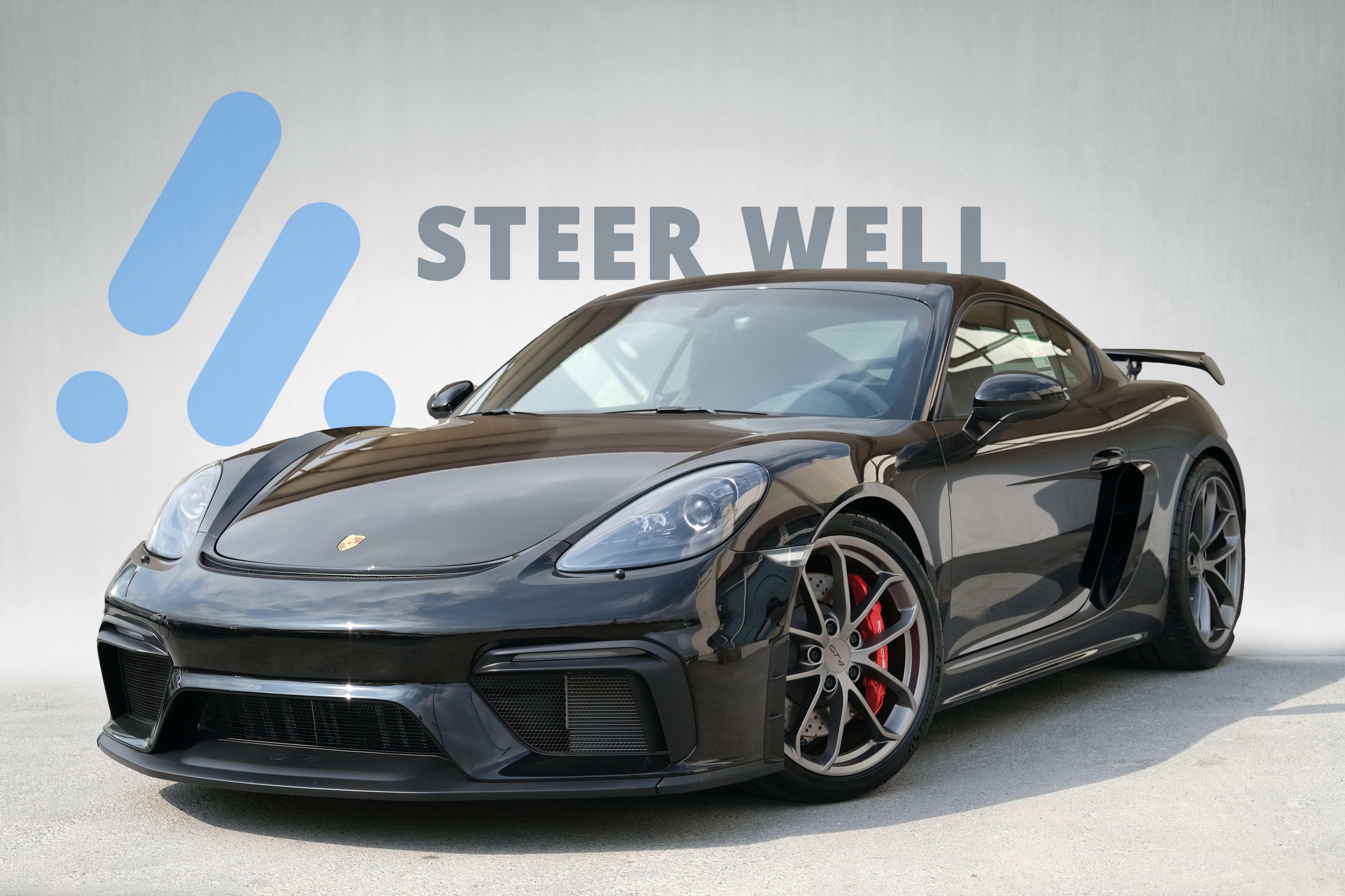 Porsche GT4  - 3 YEARS PORSCHE WARRANTY