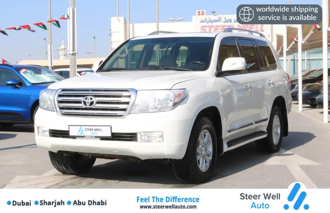 Toyota Land Cruiser V8 Full Option
