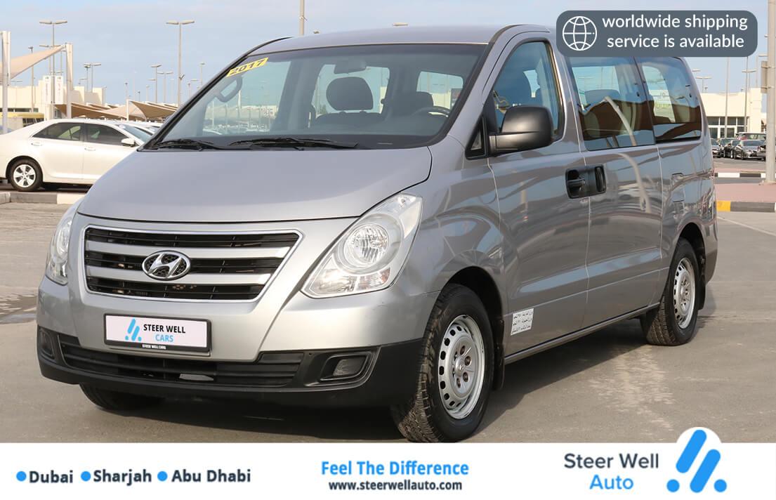 Hyundai H1 Excellent Condition- 2017