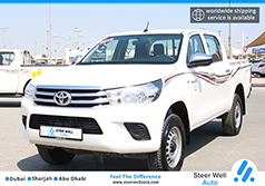 TOYOTA HILUX 4X4 AUTOMATIC WINDOWS MANUAL GEAR DUAL CABIN PICKUP