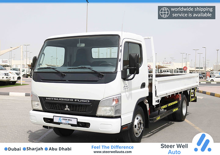 Mitsubishi Canter Excellent Condition ((Inspected Perfect))