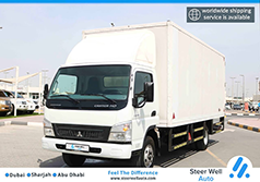 2017 Mitsubishi Canter Excellent Condition ((Inspected Perfect))